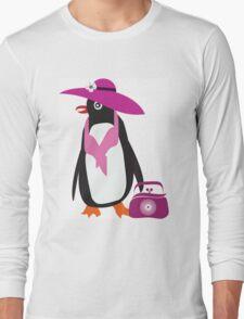 lady penguin Long Sleeve T-Shirt