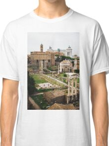 Forum Romanum Vertical Classic T-Shirt