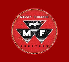 Vintage Massey Ferguson Tractors and Equipment by Nostalgix