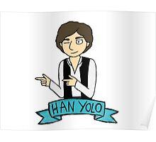 Han Yolo Poster