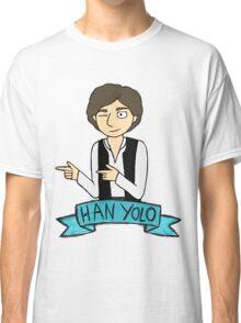 Han Yolo Classic T-Shirt