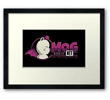 Mognet Framed Print