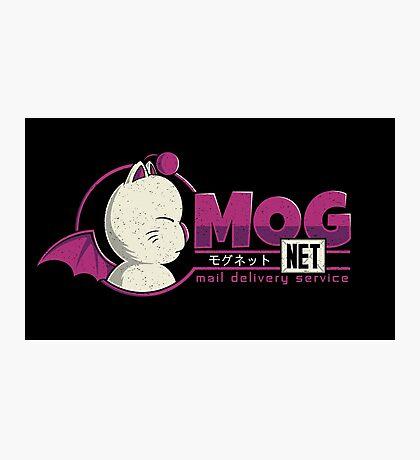 Mognet Photographic Print