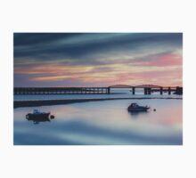 Barmouth Bridge at Sunset  Kids Tee