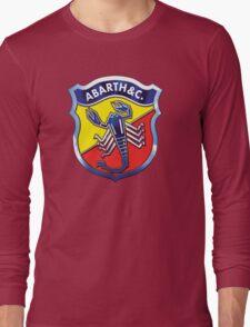 Abarth Italy Long Sleeve T-Shirt