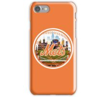 New York Mets Stadium Logo iPhone Case/Skin
