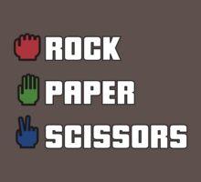 Rock-paper-scissors Kids Clothes