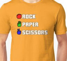 Rock-paper-scissors Unisex T-Shirt