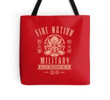 Avatar Fire Nation Tote Bag
