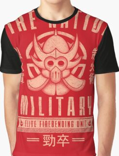 Avatar Fire Nation Graphic T-Shirt