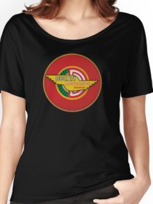 Ducati Vintage Motorcycles Bologna italy Women's Relaxed Fit T-Shirt