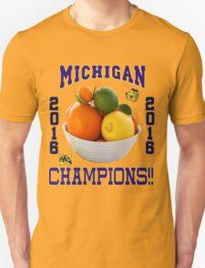 Michigan! Bowl CHAMPIONS AGAIN!!!! Unisex T-Shirt