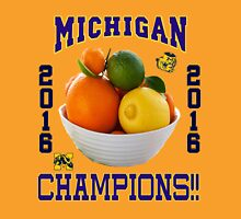 Michigan! Bowl CHAMPIONS AGAIN!!!! Unisex T-Shirt