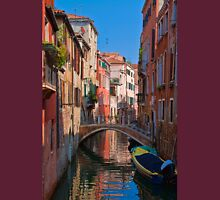 Italy. Venice. Reflection. Unisex T-Shirt