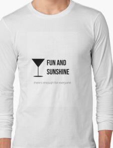 club tropicana Long Sleeve T-Shirt