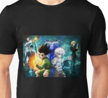 hunter x hunter epic Hunter X Hunter Unisex T-Shirt