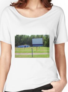 Drive-In Theater Women's Relaxed Fit T-Shirt