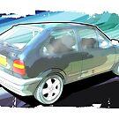 VW Polo G40 Colour by kiranfarrow