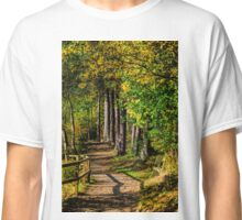 A walk in the woods Classic T-Shirt