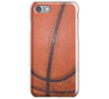 Old Retro Worn Basketball Texture iPhone Case/Skin
