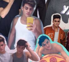 Dolan Twins Collage Sticker