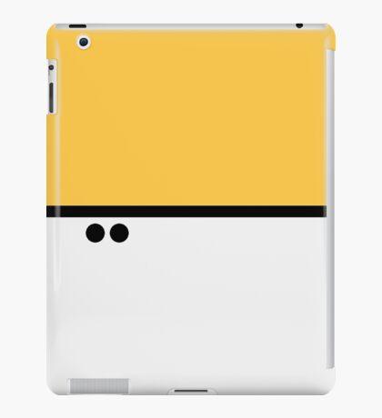 Broken Pixel - Genius Alphys iPad Case/Skin