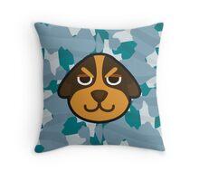 BUTCH ANIMAL CROSSING Throw Pillow
