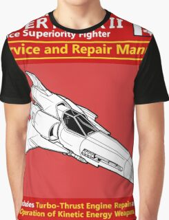 Viper Mark II Service and Repair Manual Graphic T-Shirt