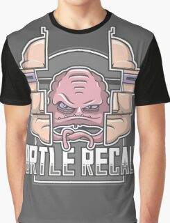 Turtle Recall Graphic T-Shirt