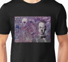 H.P. Lovecraft From Beyond Unisex T-Shirt
