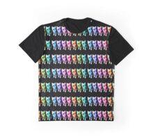 sansa cat pattern Graphic T-Shirt
