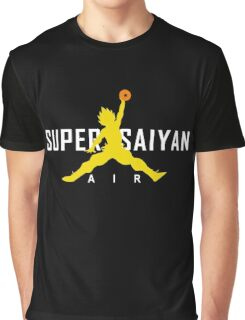 Dragonball Z - AIR SUPER SAIYAN GOKU Graphic T-Shirt