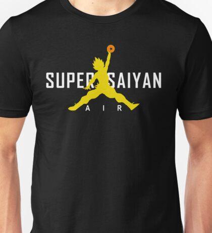 Dragonball Z - AIR SUPER SAIYAN GOKU Unisex T-Shirt