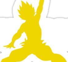 Dragonball Z - AIR SUPER SAIYAN GOKU Sticker