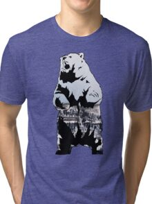 Grizzly Tri-blend T-Shirt