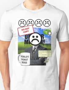 the original sad boy Unisex T-Shirt