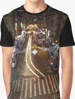 NYC // Chinatown Graphic T-Shirt
