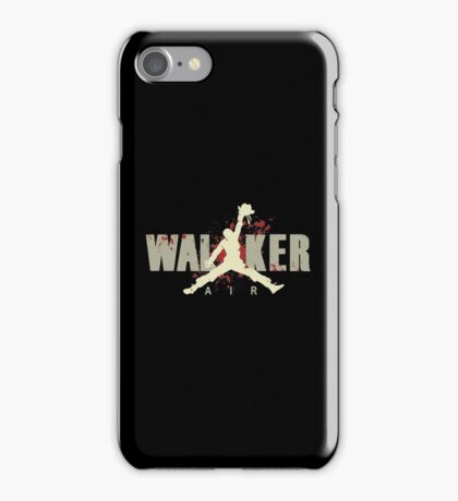 Air Walker - The Walking Dead iPhone Case/Skin