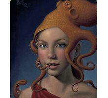 Sea Queen by Mark Elliott