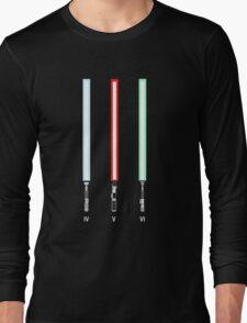 OT Print Long Sleeve T-Shirt