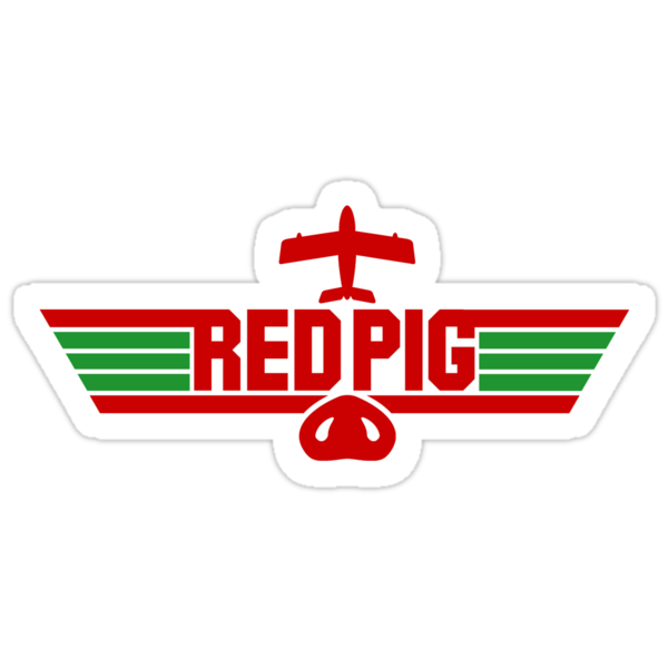 Red Pig by Adho1982
