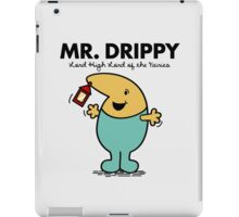 Mr. Drippy iPad Case/Skin