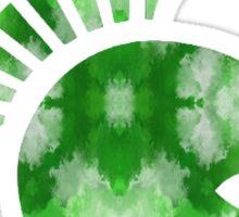 Michigan State University - Spartan Watercolor Sticker