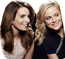 Tina Fey and Amy Poehler Sisters by arjacobs97