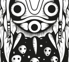 Mononoke Spirit Mask Sticker