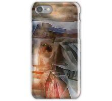 Chief Running Horse iPhone Case/Skin