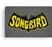 Songbird Canvas Print