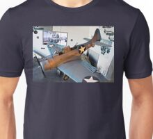 SBD Dauntless in the Museum Unisex T-Shirt