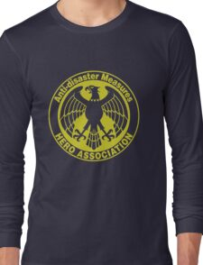 one punch man - hero association ORG Long Sleeve T-Shirt