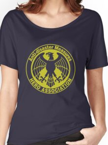 one punch man - hero association ORG Women's Relaxed Fit T-Shirt